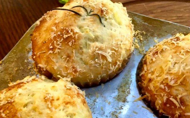 Favorite Focaccia Muffins