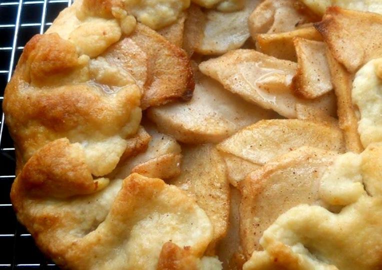 Free Form Apple Pie - Marlene Koch Marlene Koch