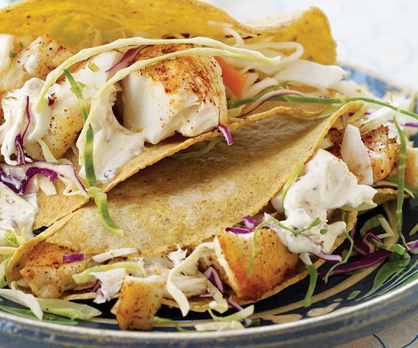 Baja Fish Tacos Marlene Koch Marlene Koch