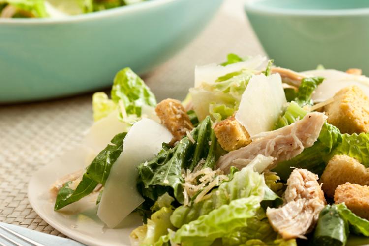 Everyday Chicken Caesar Salad