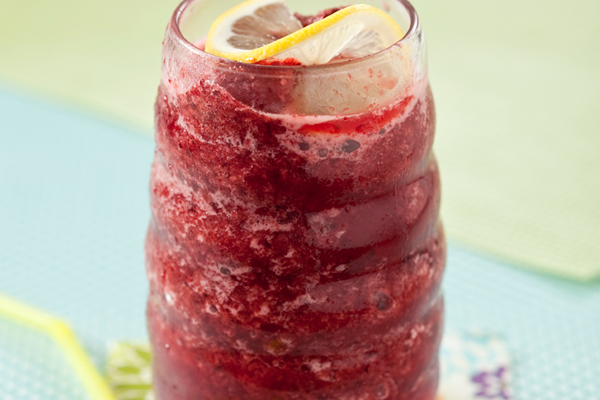 Cherry Lemonade Freeze