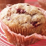 Easy Reduced Sugar Strawberry Muffins